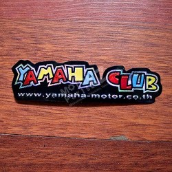 Наклейка на бак, Yamaha Club